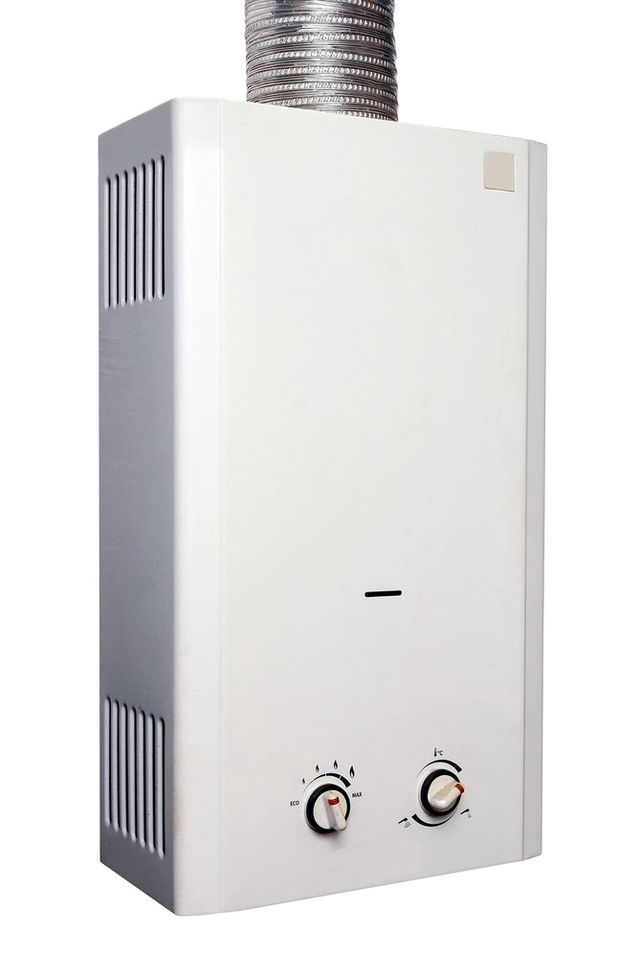Product image of a furnace