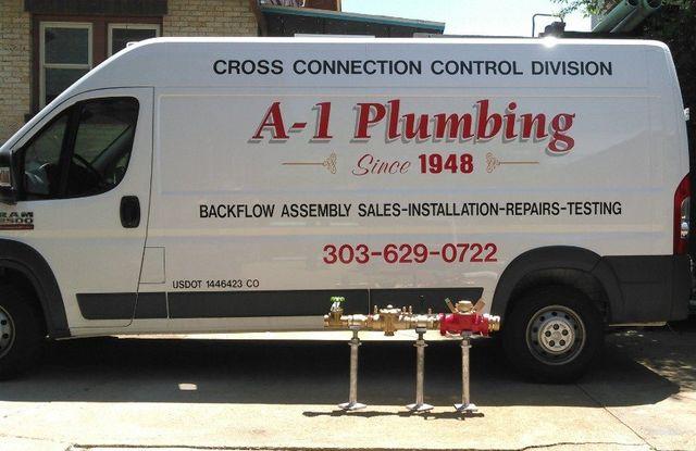 Master plumber denver co a 1 plumbing co for Plumbing 80249