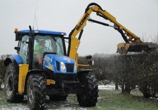 reliable agricultural contractors
