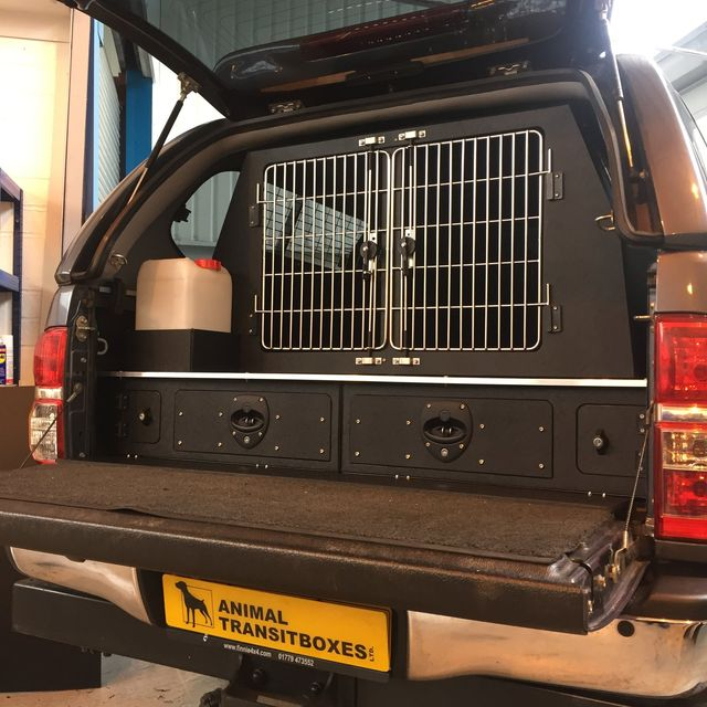 Delux Hunter Pick Up Systems