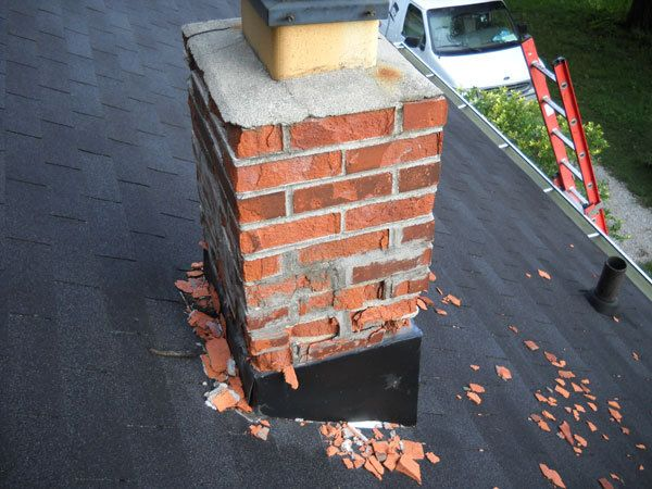 Keeping Your Chimney Dry
