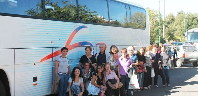 Daytrip buses in Olbia-Tempio