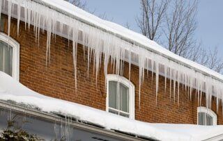 Ice Dam Removal Worcester Ma A Eagle Gutters