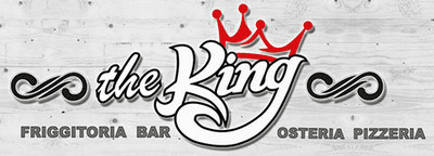 THE KING FAST FOOD - LOGO