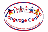 LANGUAGE CENTRE - LOGO