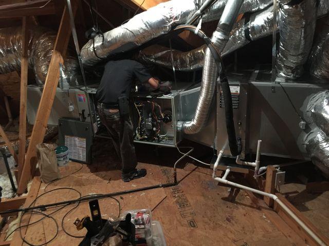 Furnace Repair Keller, TX