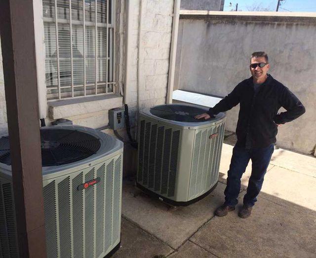 Residential AC Repair Keller, TX