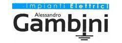 Impianti elettrici Gambini Alessandro_logo