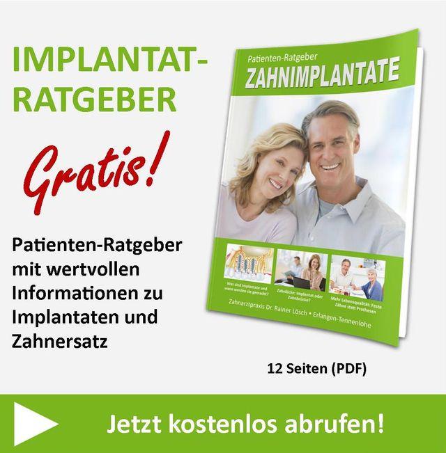 Implantat-Ratgeber Erlangen-Tennenlohe