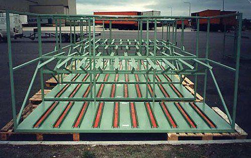 bespoke fabricated railings