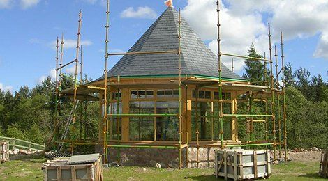 Conservatory constructions