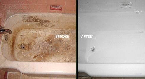 Bathtub Resurfacing Jacksonville, NC | Atlantic Bathtub Repair ...