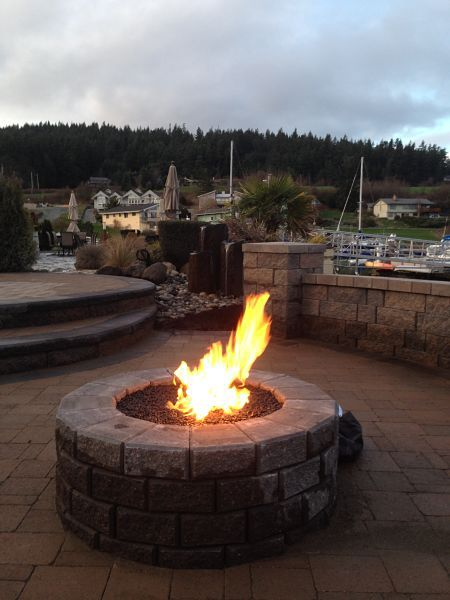 Abbotsford Old Country Stone pavers