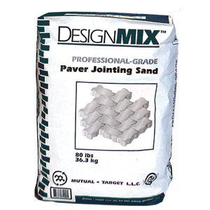 DesignMix paver jointing sand
