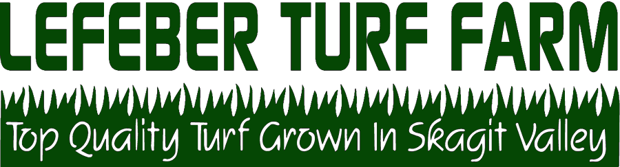 Lefeber Turf Farm - Top Quality Turf Grown In Skagit Valley Logo