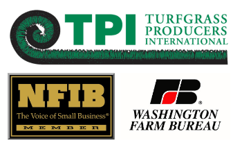 Turfgrass Producers International, NFIB The Voice of Small Business Member, Washington Farm Bureau