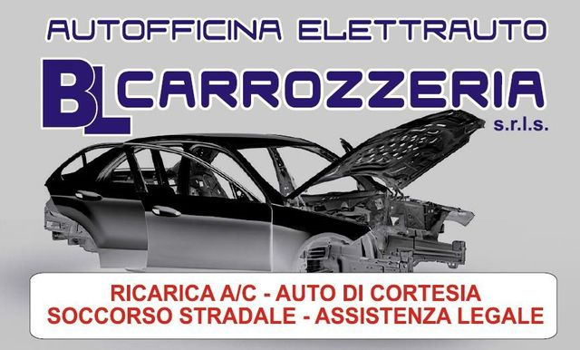 bl carrozzeria - logo