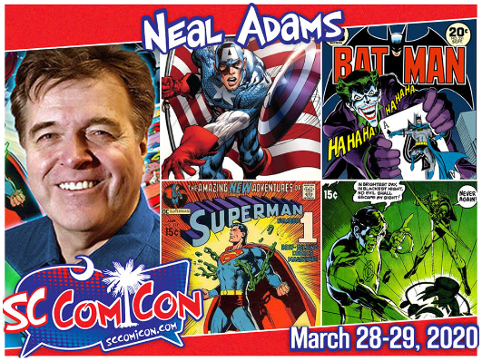 New York Comic Con 2020 Guests.Sc Comicon Guests