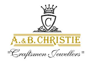 A & B Christie Jewellers logo