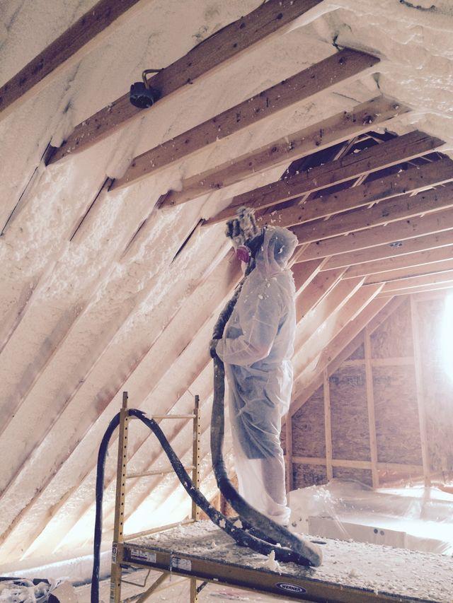American Spray Foam Insulation Insulation Contractor