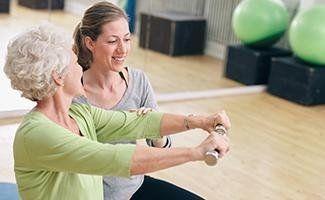 riabilitazione fisica