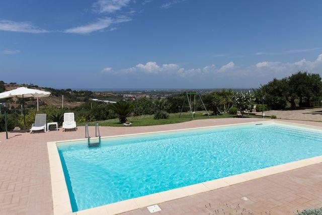 Piscina - Villa Roberta Casa Vacanze Salerno