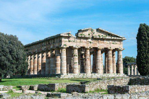 Acropoli di Paestum