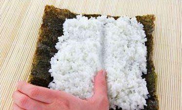 step 4 sushi
