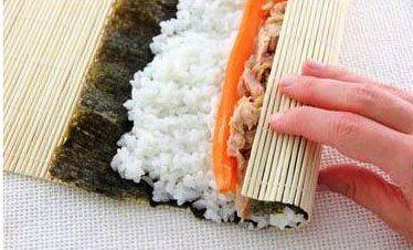 step 6 sushi