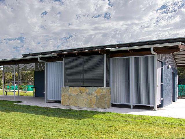 sports field amenities coolum