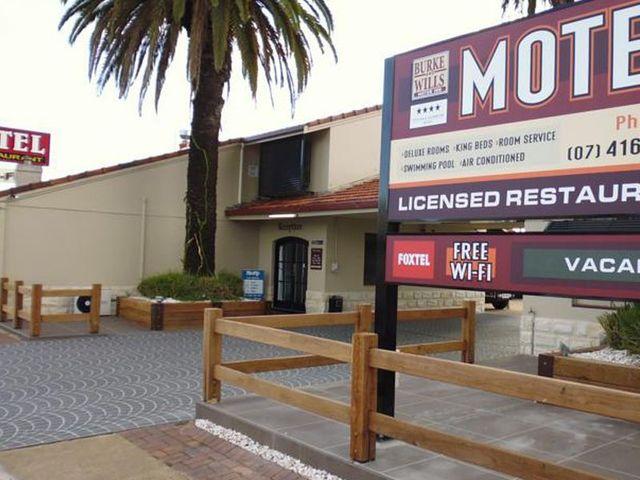 burke wills motel kingaroy