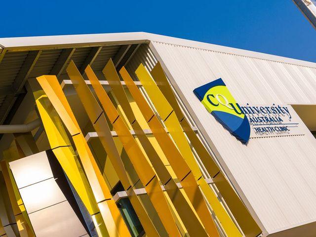central queensland university allied health refurbishment rockhampton