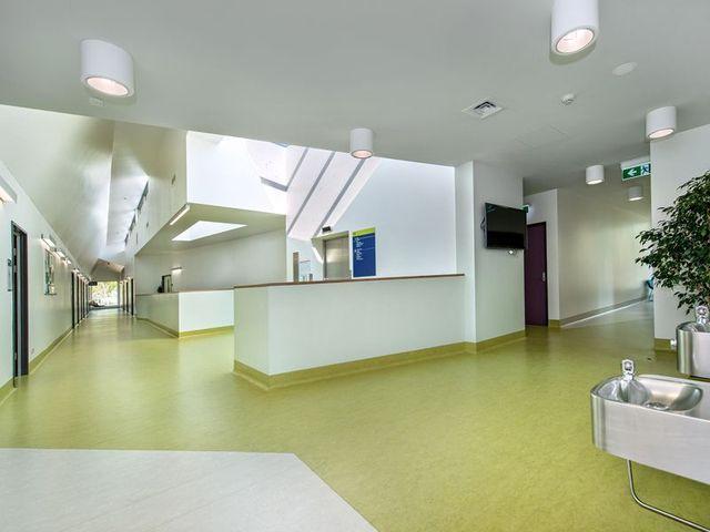central queensland university seh building rockhampton