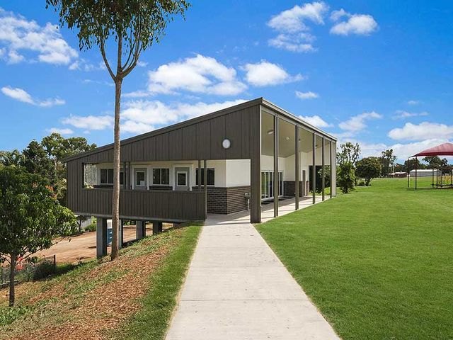 music building saint mary's catholic college kingaroy