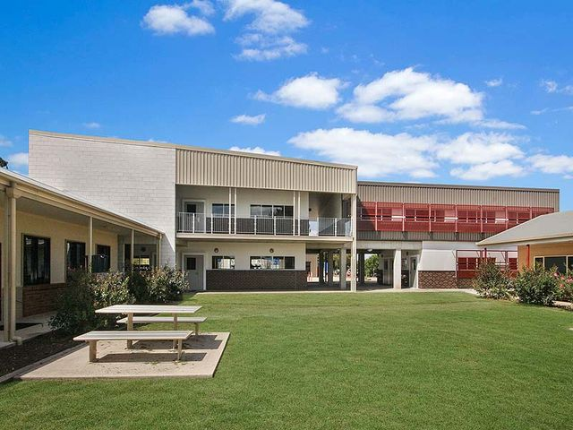 gla building saint mary's catholic college kingaroy