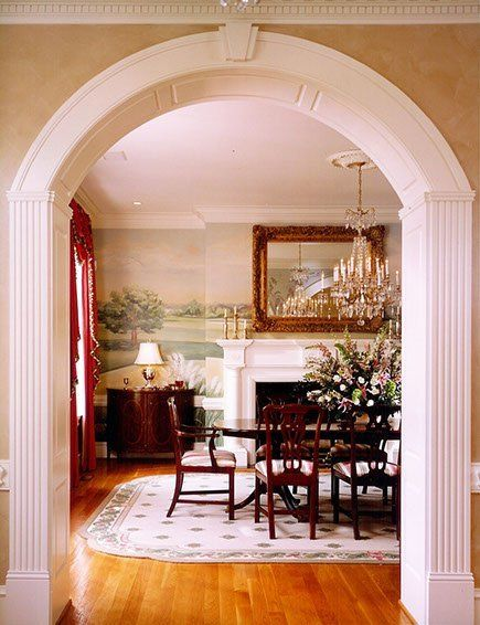 Luxury custom home - interior