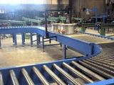 sorting roller conveyor