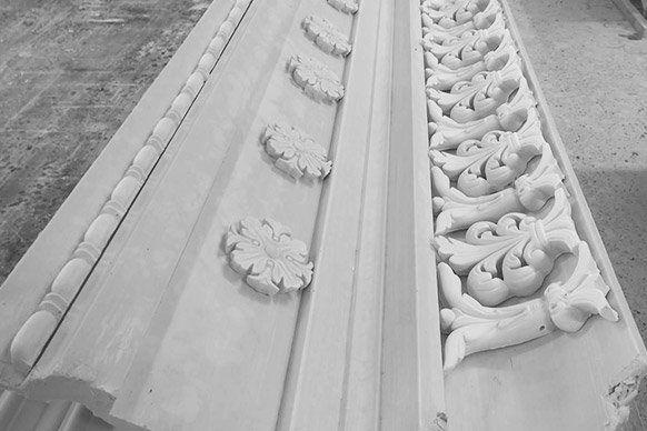 cornice mouldings