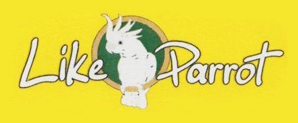 Like Parrot Di Abbate Cinzia logo