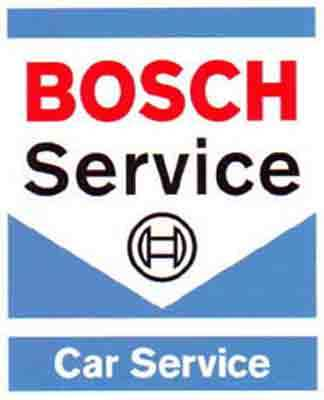 BOSCH SERVICE CAR SERVICE
