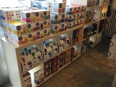 confezioni di cialde di caffè'