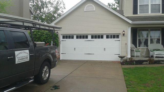 New Garage Door Installation St. Louis MO