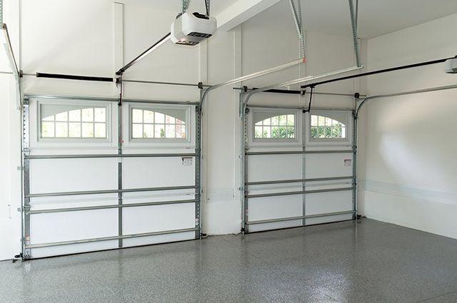 Residential house garage door opener