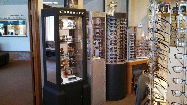 Designer Frames in South Tulsa Optical