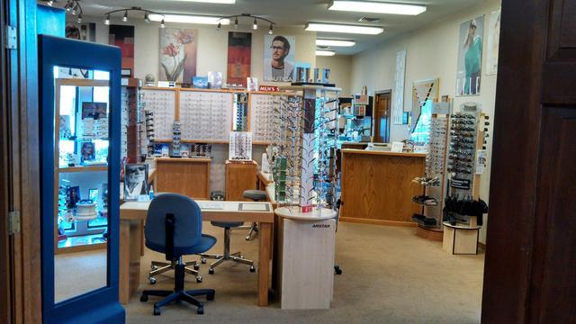 Prescription eyeglasses from South Tulsa Optical