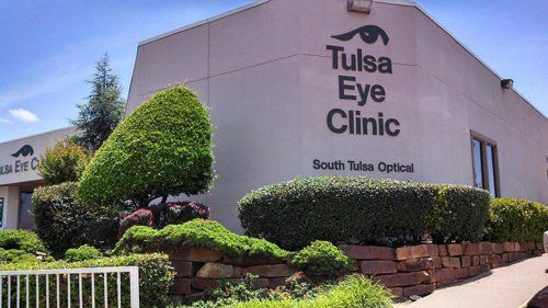 South Tulsa Optical building in Tulsa, OK