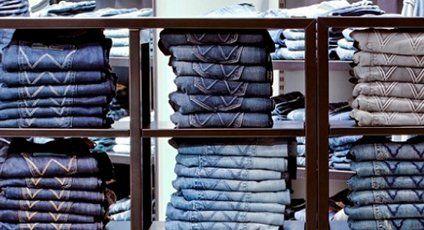 premium men's jeans