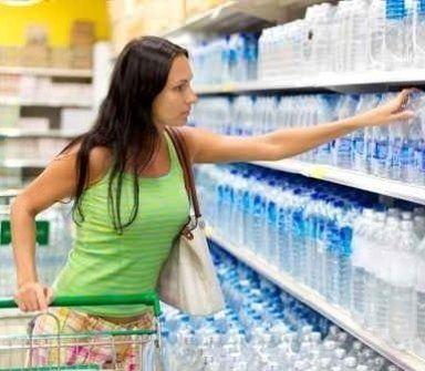 bibite, vendita acqua
