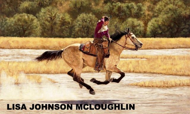 Lisa Johnson-McLoughlin