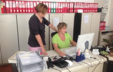 Assistenza telefonica contratti acqua potabile